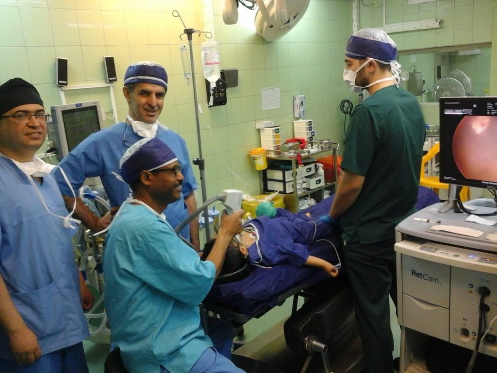 Eye Cancer Care in Ethiopia