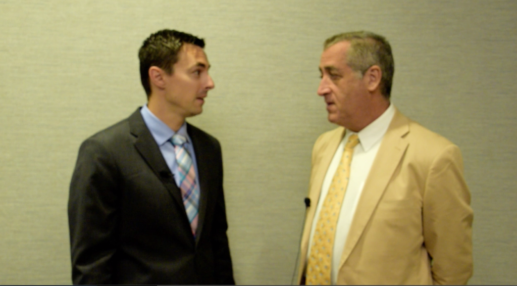 Dr. Finger's Interview with The American Society of Retina Specialists